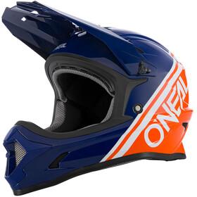 O'Neal Sonus Casco, blu/arancione